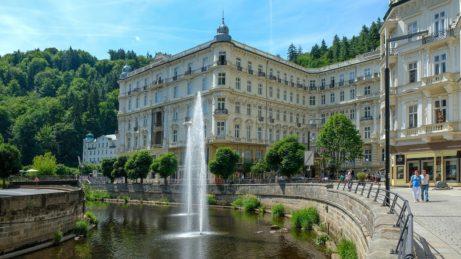 Koučink vlázních Karlovy Vary